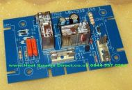 Baxi Potterton PCB Relay Board with fuses 404c939